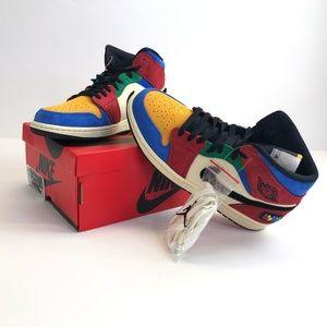 Nike Air Jordan Fearless Blue The Great Mens 10